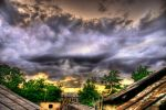 Clouds HDR by HDRenesys