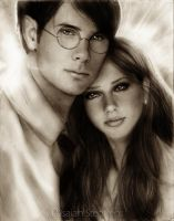 .:James and Lily by IsaiahStephens