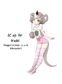 OC UFT (CLOSED THANK YOU!) by iVietnamese