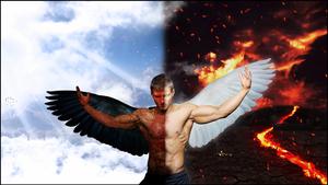 Heavenhell by xdeithwenx