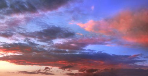 sunset skyscape 0318 STOCK by astoko by AStoKo