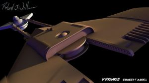 My Version Of Kronos 1 Study Model part 26 by XFozzboute