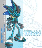 The Grid - Sonic by groundzeroace