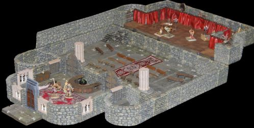 Pathfinder Harrowing Sanguine Playhouse overview by MrVergee