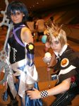 Kingdom Hearts  Otakon 2010 by morgoththeone