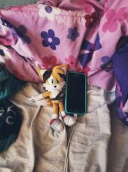 tails on my phone 2 by 91108293