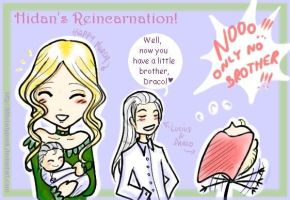 Hidan'sReincarnation by LittleLadyPunk