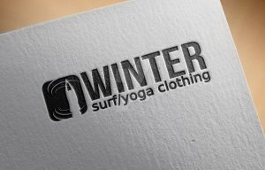 Logo Mockup Winter by Vaskrsije1978