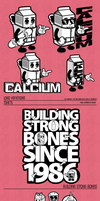 Calcium Clothing Lineup by j3concepts