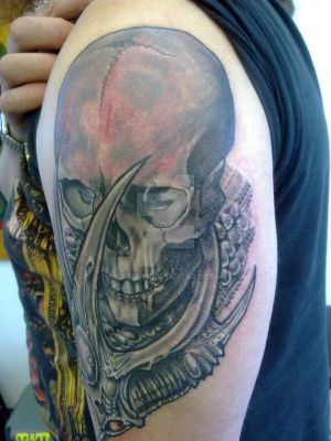 in progress by skelly