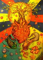 The Tree Of Life by sailormouthsarah