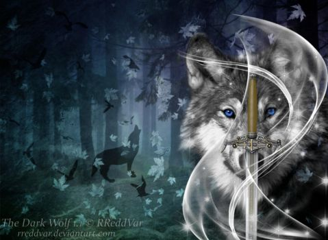The Dark Wolf 1.1 by RReddVar