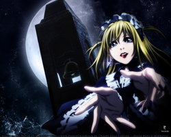 Misa: Night Falls Forever by DemonValentine