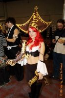 Miss fortune cosplay League of legends by ValeeraHime