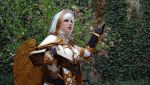 Sister Benedron ...checking for rain? by Xero-Cosplay