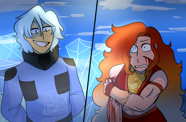 Not the Perfect Reunion (BNHA OC) by NuttyandProud03