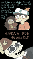 predictions by mushroomstairs