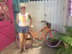 Bike ride in Paradise - Being my bold self  by katerinaroy