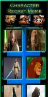 Star Wars Prequel Trilogy Recast by Jdailey1991