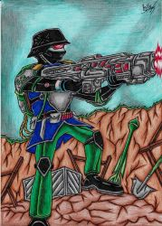 FanART-Commission - New Overlander Empire Soldier by AceOfSpeed94