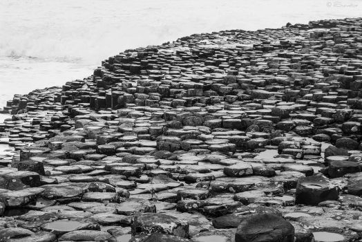 Giant's Causeway by Suvetar