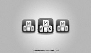 Messages icon by TomasJanousek