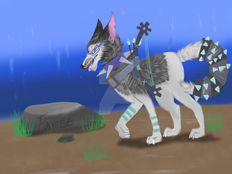 Commission For Someone In The Animal Jam Community by ArtisticFurrest