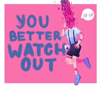 You better watch out by AnnaCrime
