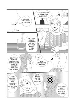 Vivian Harper Extra pages 2 by OMIT-Story