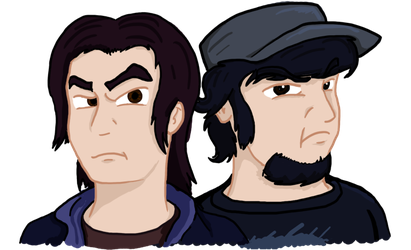 Grumpy-Ass Gamers by Mr-Page