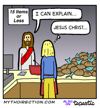 15 Item or Less by Mythdirection