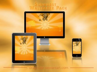 Sunburst Wallpaper Pack by draghubir