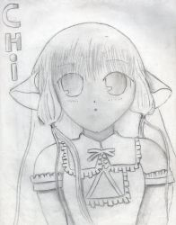 Chii - Chobits by Hey-WakeMeUp