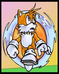 Tails - STC-O Preview by TheStiv