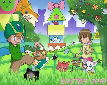 Easter Fun by CherrygirlUK19