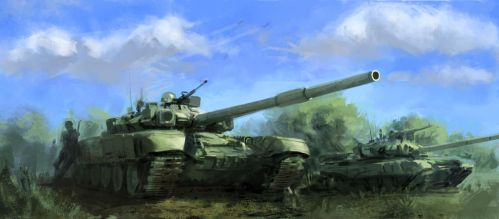 Tanks by Butjok