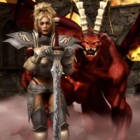 My daemon and Me by NeilV