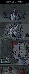 NATG3 Day 23 - Lifetimes of Regret by DarkFlame75