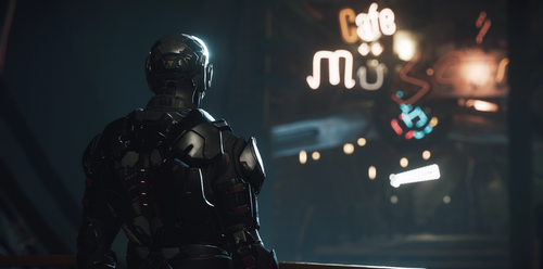 Star Citizen 3.2 - New armor set - Levksi by Xenthor
