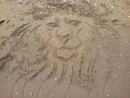 Sand Lion by PhoenixMystery
