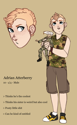 Adrian by flyteck