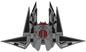 SLI Star Fighter by TheSciFiArtisan