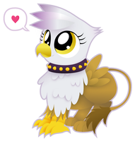 MLP: Young Gilda! by giantsquidie