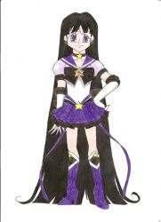 Contest: Sailor Saturn 2015 by animequeen20012003