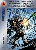Green Arrow Special - Net Arrow by overpower-3rd