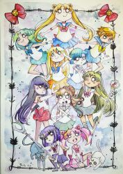 Sailor-Creepy-Moon and Co. KG by daadia