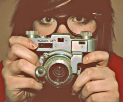 don't hide behind your camera by xfallxoutxgirlsx