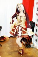 Meg Turney Cabalist Armor Fan expo 2015 #03 by Lightning--Baron