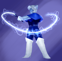 Holly Blue Agate by RozaliaRed