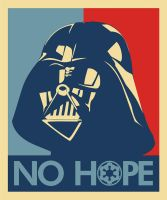 Darth VAder - No Hope by athosxunderdog